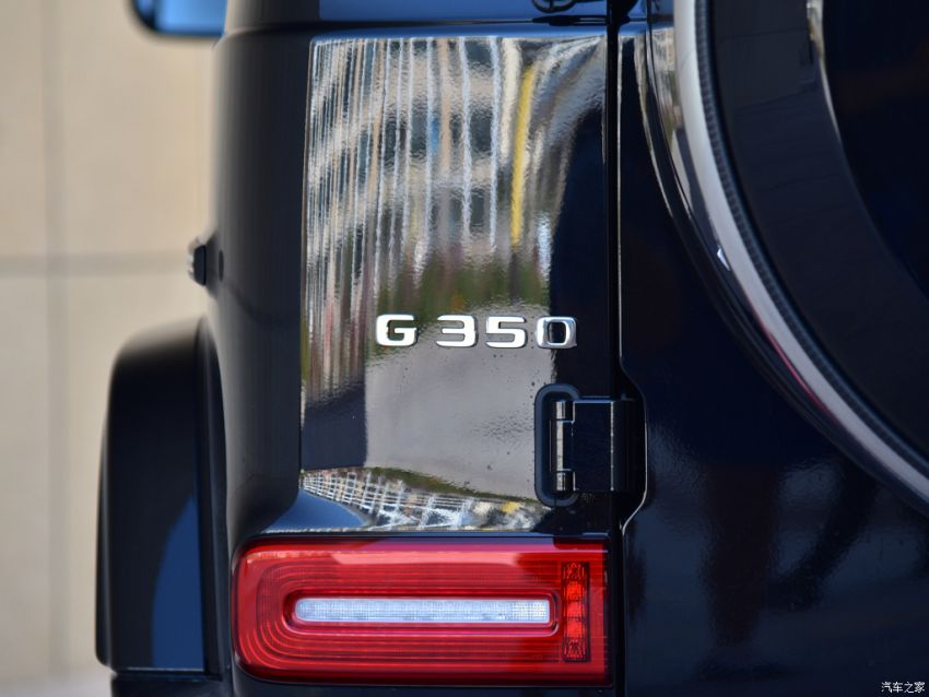 Mercedes-Benz G350 launched in China – new entry-level variant gets a 258 PS 2.0 litre turbo four-cylinder Image #1172663