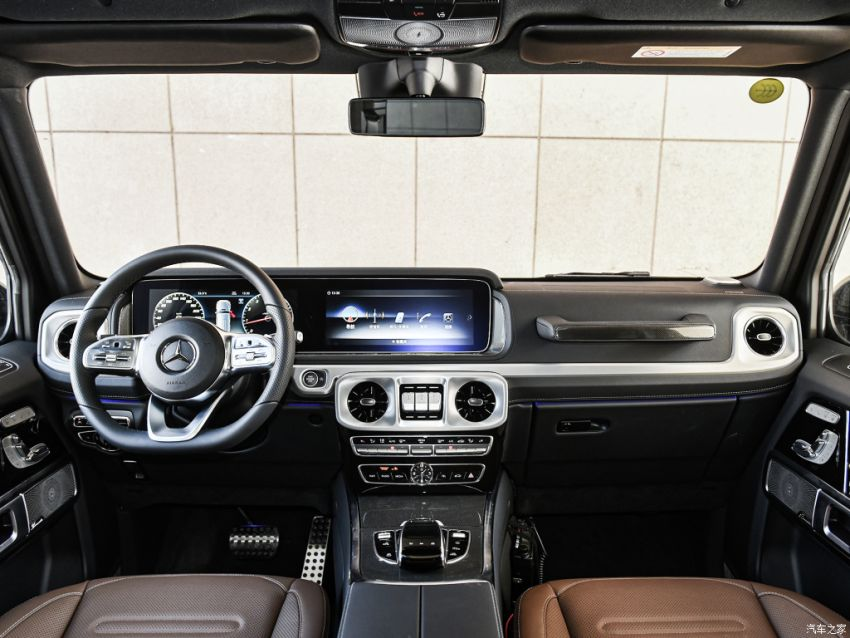 Mercedes-Benz G350 launched in China – new entry-level variant gets a 258 PS 2.0 litre turbo four-cylinder Image #1172664