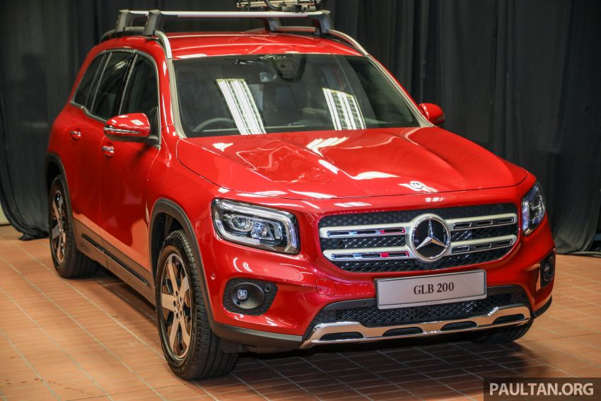 X247 Mercedes-Benz GLB SUV launched in Malaysia – seven-seat GLB200, GLB250 4Matic; from RM269k Image #1180468