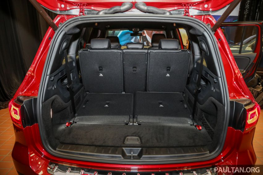 X247 Mercedes-Benz GLB SUV launched in Malaysia – seven-seat GLB200, GLB250 4Matic; from RM269k Image #1180531