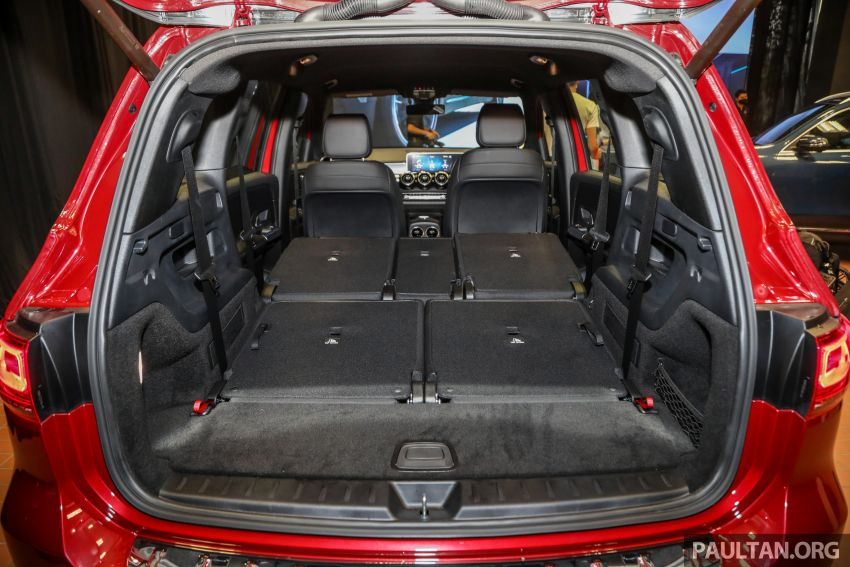 X247 Mercedes-Benz GLB SUV launched in Malaysia – seven-seat GLB200, GLB250 4Matic; from RM269k Image #1180532