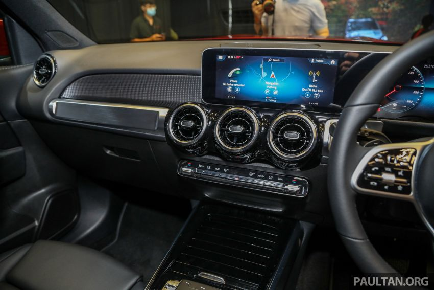 X247 Mercedes-Benz GLB SUV launched in Malaysia – seven-seat GLB200, GLB250 4Matic; from RM269k Image #1180504