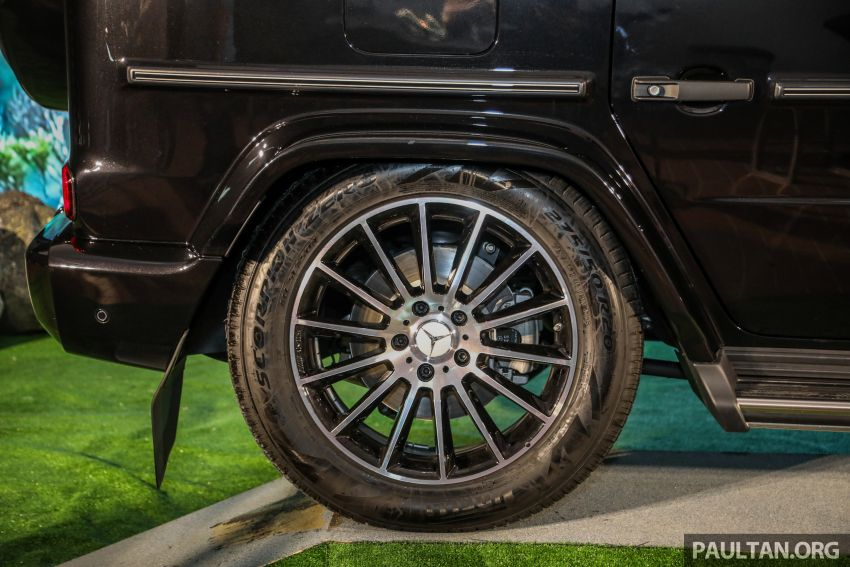 Mercedes-Benz G350d debuts in Malaysia – RM1 mil Image #1180320