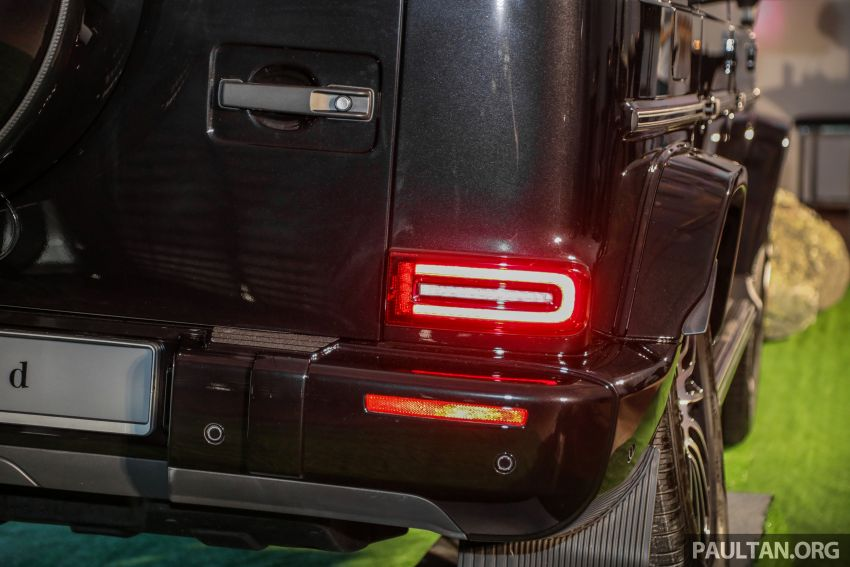 Mercedes-Benz G350d debuts in Malaysia – RM1 mil Image #1180325