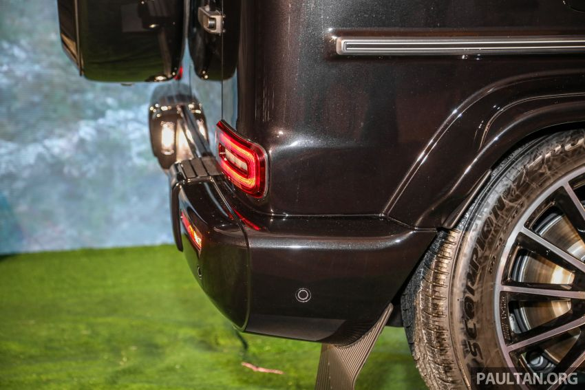 Mercedes-Benz G350d debuts in Malaysia – RM1 mil Image #1180327