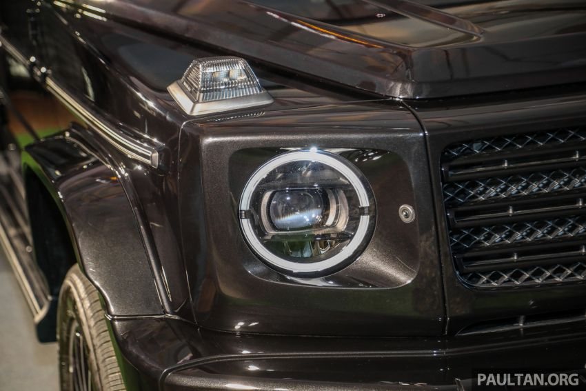Mercedes-Benz G350d debuts in Malaysia – RM1 mil Image #1180296
