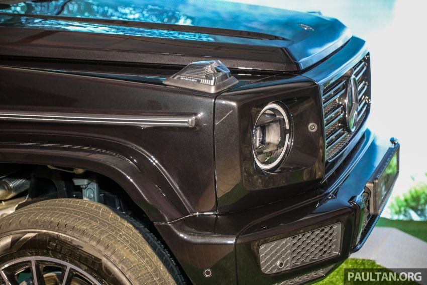 Mercedes-Benz G350d debuts in Malaysia – RM1 mil Image #1180299