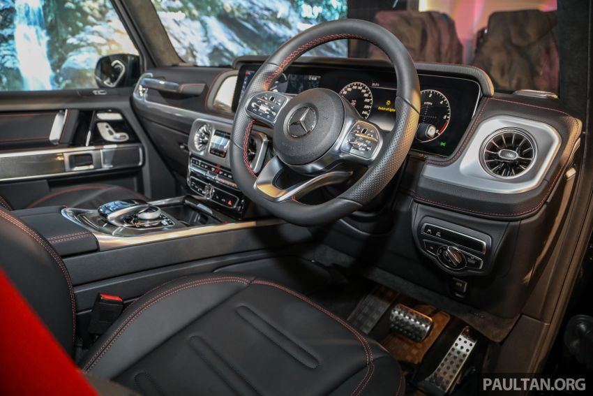 Mercedes-Benz G350d debuts in Malaysia – RM1 mil Image #1180338
