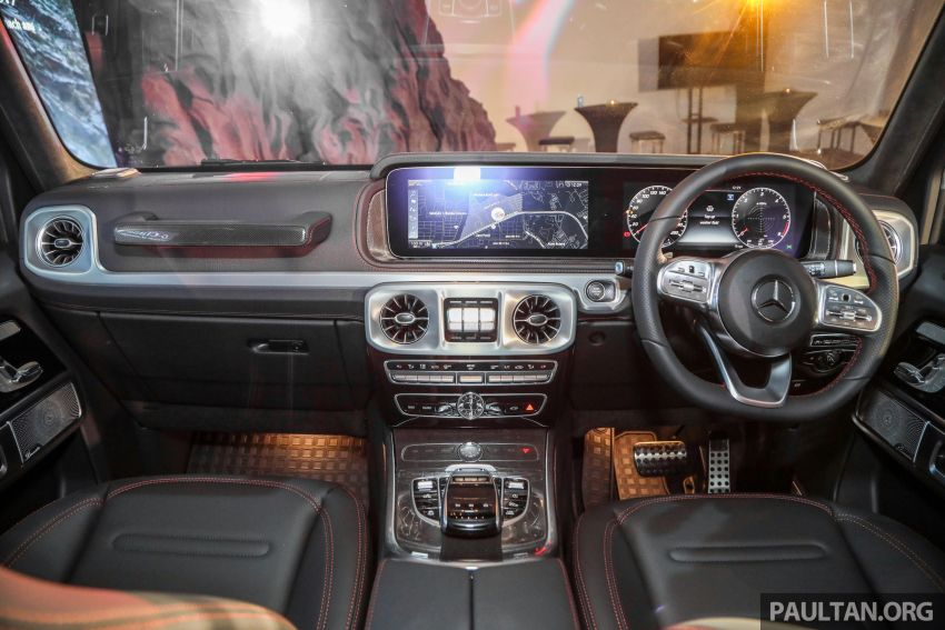 Mercedes-Benz G350d debuts in Malaysia – RM1 mil Image #1180341