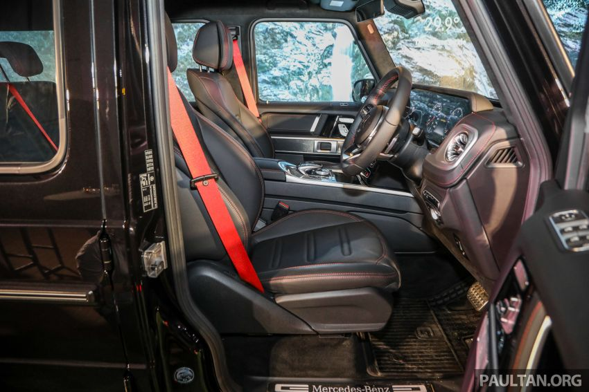 Mercedes-Benz G350d debuts in Malaysia – RM1 mil Image #1180396