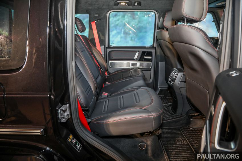 Mercedes-Benz G350d debuts in Malaysia – RM1 mil Image #1180409