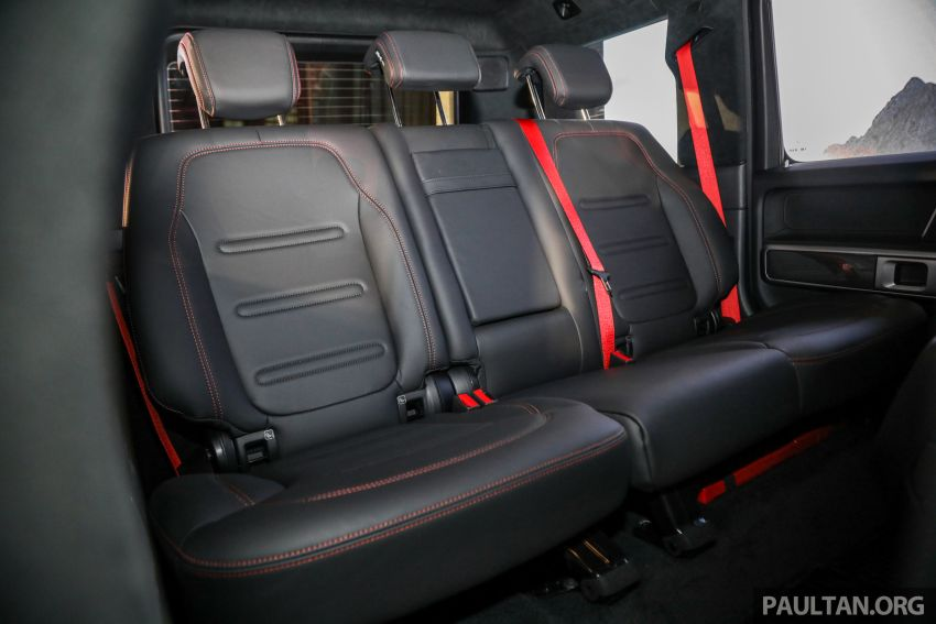 Mercedes-Benz G350d debuts in Malaysia – RM1 mil Image #1180412