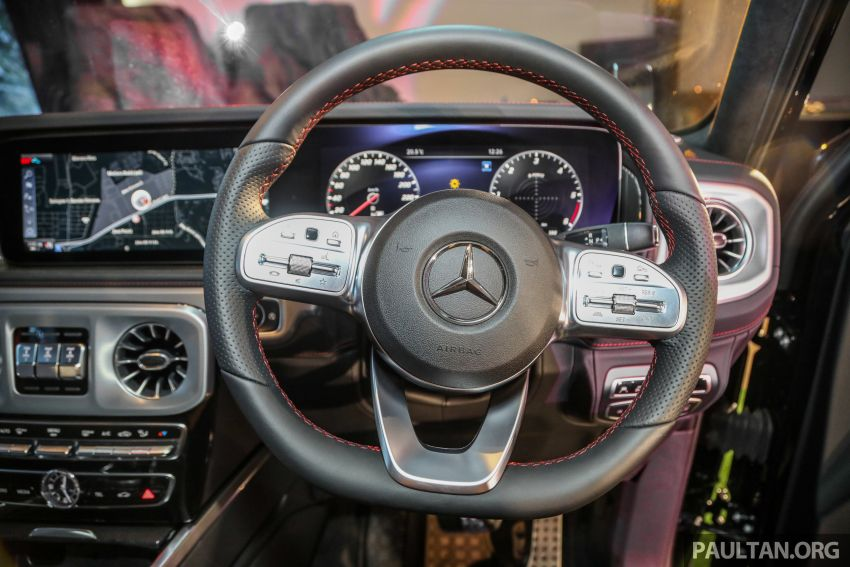 Mercedes-Benz G350d debuts in Malaysia – RM1 mil Image #1180342