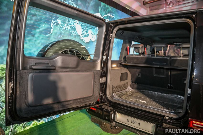 Mercedes-Benz G350d debuts in Malaysia – RM1 mil Image #1180419