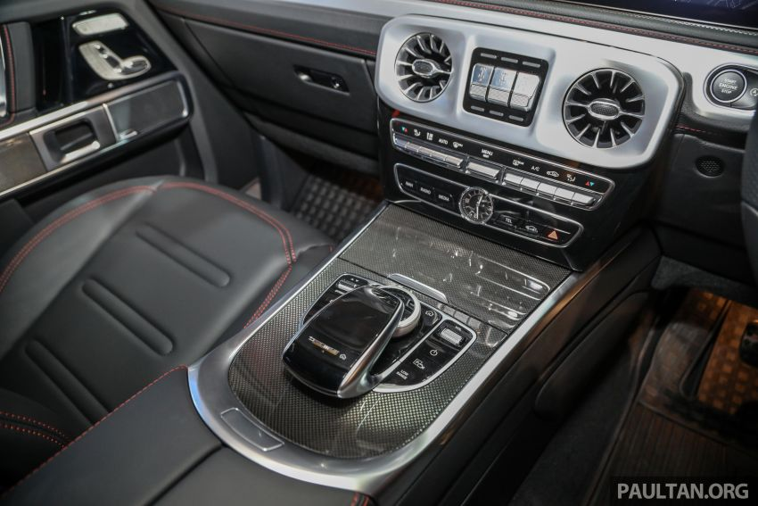Mercedes-Benz G350d debuts in Malaysia – RM1 mil Image #1180358