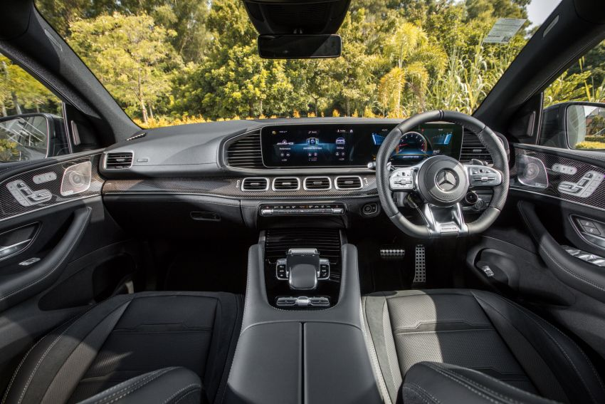 2020 Mercedes-Benz GLE Coupe launched in Malaysia – C167 GLE450 and AMG GLE53, RM661k to RM787k Image #1174957