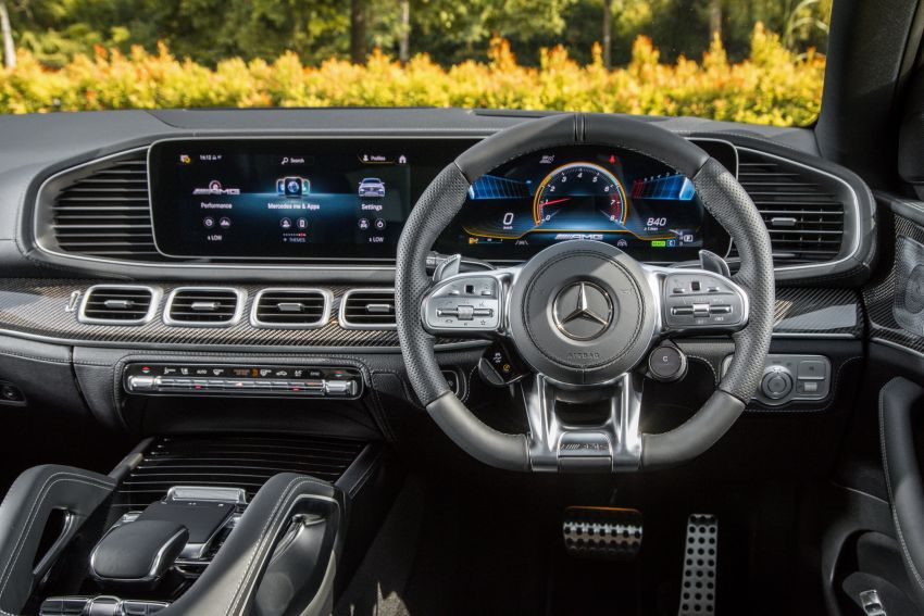 2020 Mercedes-Benz GLE Coupe launched in Malaysia – C167 GLE450 and AMG GLE53, RM661k to RM787k Image #1174959