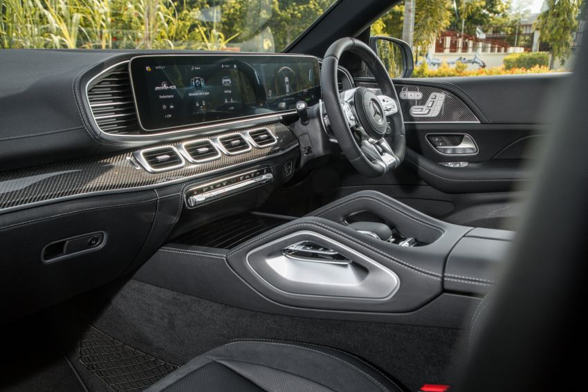 2020 Mercedes-Benz GLE Coupe launched in Malaysia – C167 GLE450 and AMG GLE53, RM661k to RM787k Image #1174962
