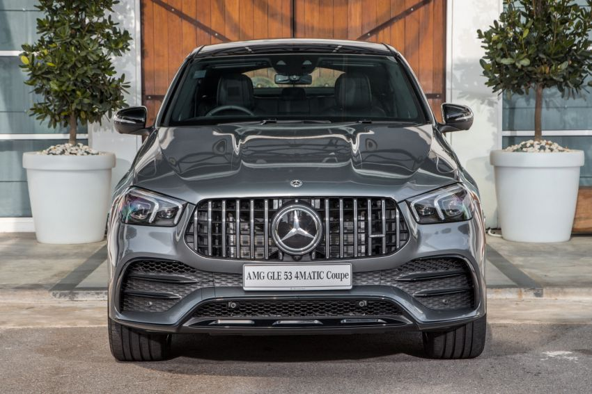 2020 Mercedes-Benz GLE Coupe launched in Malaysia – C167 GLE450 and AMG GLE53, RM661k to RM787k Image #1174947