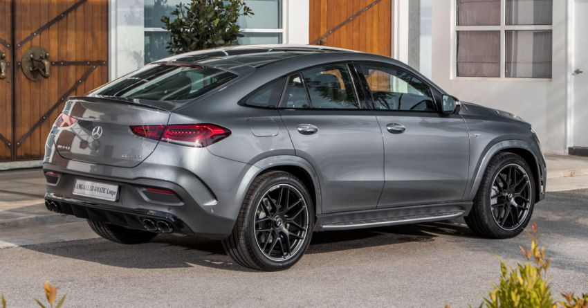 2020 Mercedes-Benz GLE Coupe launched in Malaysia – C167 GLE450 and AMG GLE53, RM661k to RM787k Image #1174948