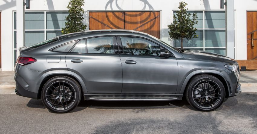 2020 Mercedes-Benz GLE Coupe launched in Malaysia – C167 GLE450 and AMG GLE53, RM661k to RM787k Image #1174951