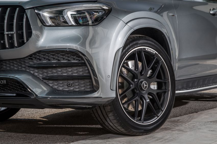 2020 Mercedes-Benz GLE Coupe launched in Malaysia – C167 GLE450 and AMG GLE53, RM661k to RM787k Image #1174952