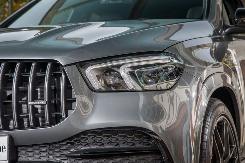 2020 Mercedes-Benz GLE Coupe launched in Malaysia – C167 GLE450 and AMG GLE53, RM661k to RM787k Image #1174953