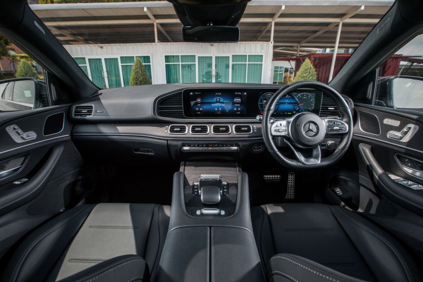 2020 Mercedes-Benz GLE Coupe launched in Malaysia – C167 GLE450 and AMG GLE53, RM661k to RM787k Image #1174936