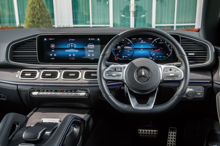 2020 Mercedes-Benz GLE Coupe launched in Malaysia – C167 GLE450 and AMG GLE53, RM661k to RM787k Image #1174938