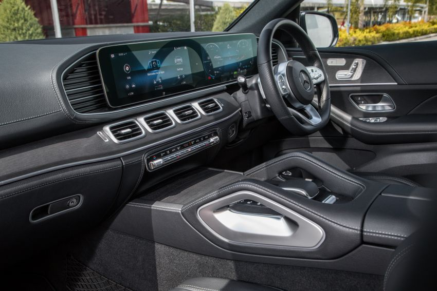2020 Mercedes-Benz GLE Coupe launched in Malaysia – C167 GLE450 and AMG GLE53, RM661k to RM787k Image #1174940