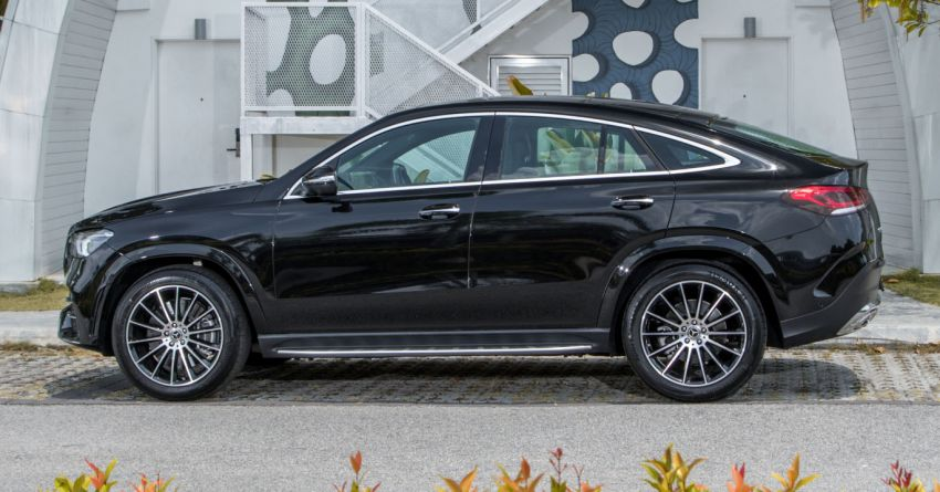2020 Mercedes-Benz GLE Coupe launched in Malaysia – C167 GLE450 and AMG GLE53, RM661k to RM787k Image #1174929