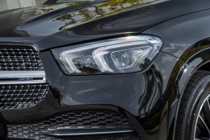 2020 Mercedes-Benz GLE Coupe launched in Malaysia – C167 GLE450 and AMG GLE53, RM661k to RM787k Image #1174933