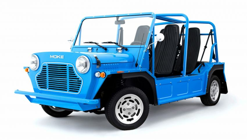Mini Moke – 56-unit LE kicks off its return to the UK Image #1178290