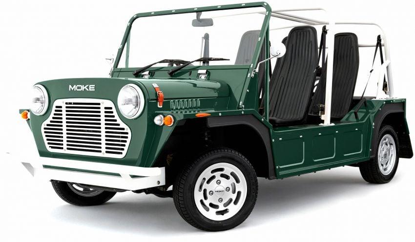 Mini Moke – 56-unit LE kicks off its return to the UK Image #1178295