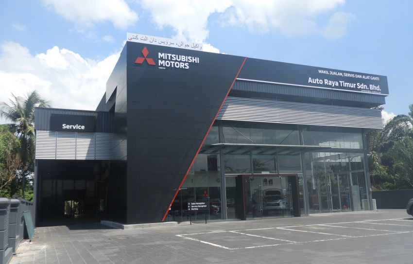 New Mitsubishi 3S centre opens in Temerloh, Pahang Image #1179580