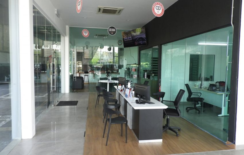 New Mitsubishi 3S centre opens in Temerloh, Pahang Image #1179581
