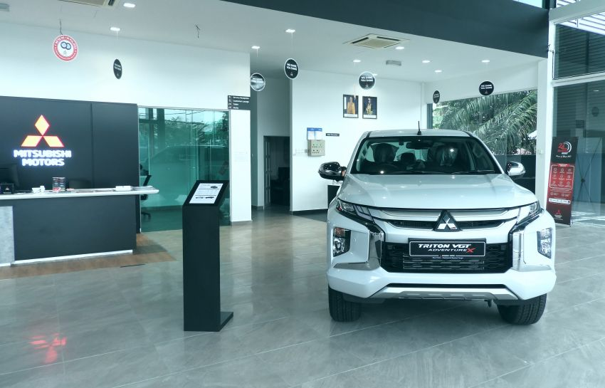 New Mitsubishi 3S centre opens in Temerloh, Pahang Image #1179583