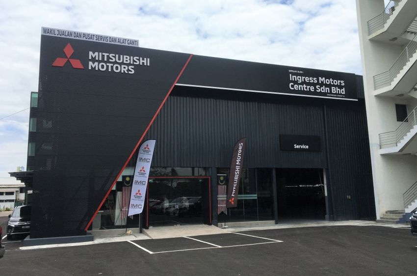 New Mitsubishi 3S centre launched in Petaling Jaya Image #1185075