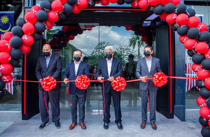 New Mitsubishi 3S centre launched in Petaling Jaya Image #1185077