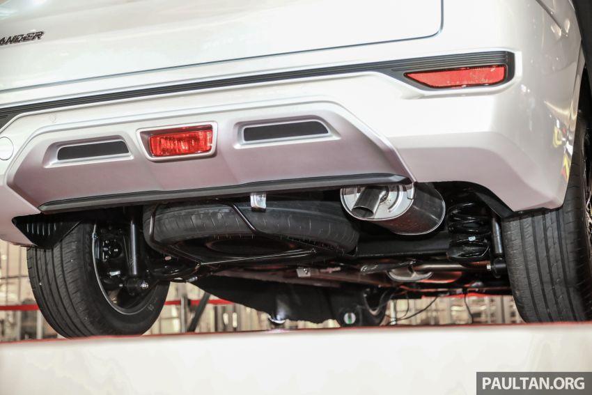 2020 Mitsubishi Xpander previewed in Malaysia – CKD, facelift, 360-degree cam, Apple CarPlay, black interior Image #1172978