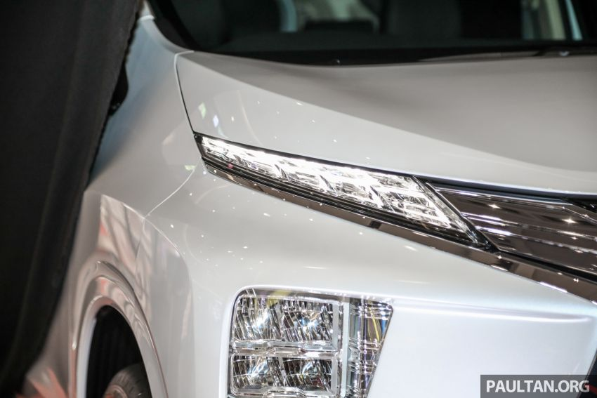 2020 Mitsubishi Xpander previewed in Malaysia – CKD, facelift, 360-degree cam, Apple CarPlay, black interior Image #1172988