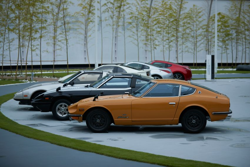 Nissan Z Proto – Fairlady gets V6 twin turbo & manual! Image #1177654