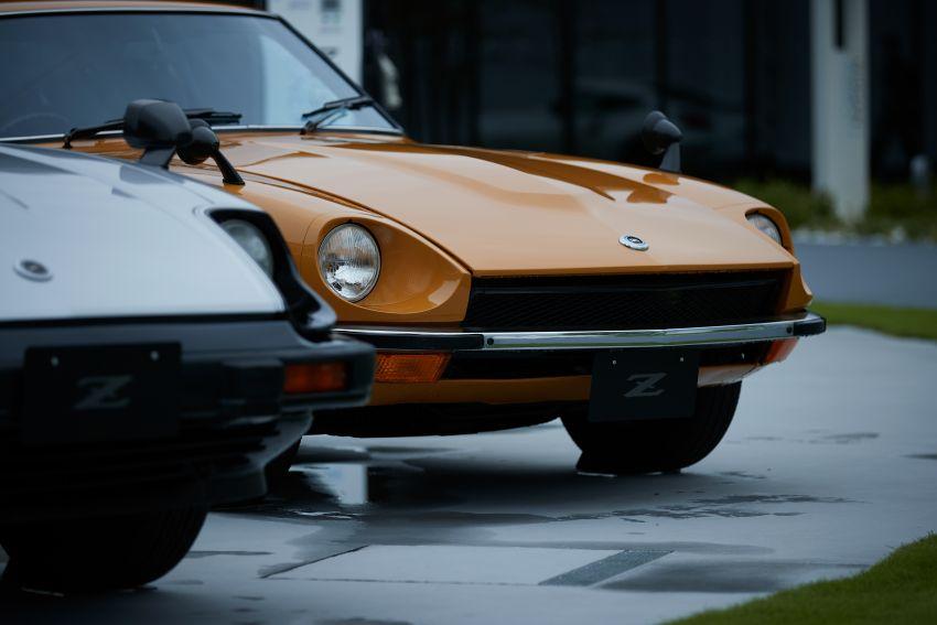 Nissan Z Proto – Fairlady gets V6 twin turbo & manual! Image #1177643