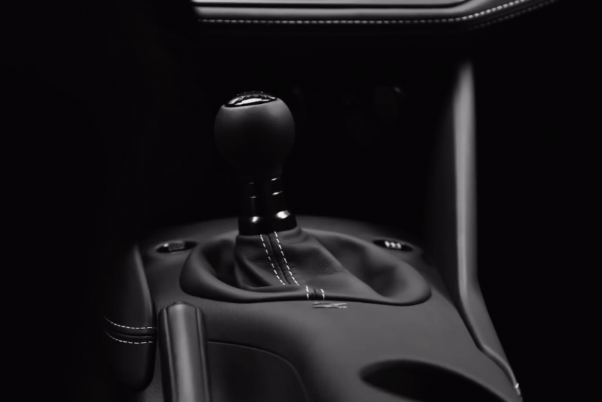 VIDEO: Nissan Z Proto sah guna kotak gear manual! Image #1174763