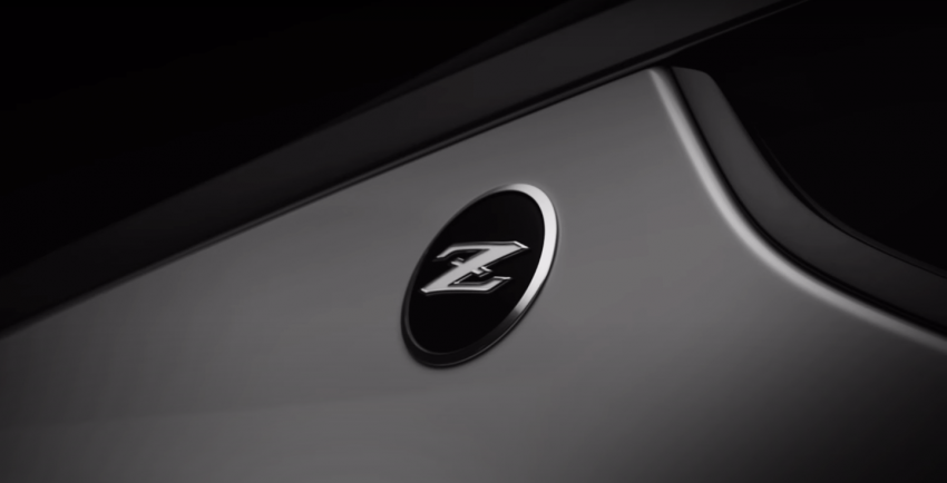 Nissan Z Proto – teaser shows more of 400Z preview Image #1172993
