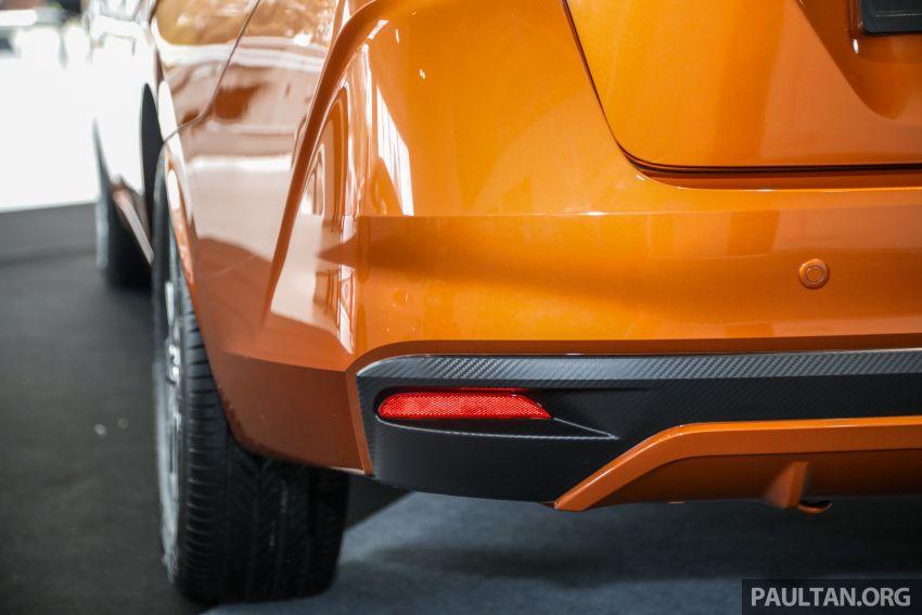 Nissan Almera 2020 di M'sia — perincian lengkap spesifikasi tiga varian, 1.0 liter turbo/CVT, dari RM8Xk Image #1171507