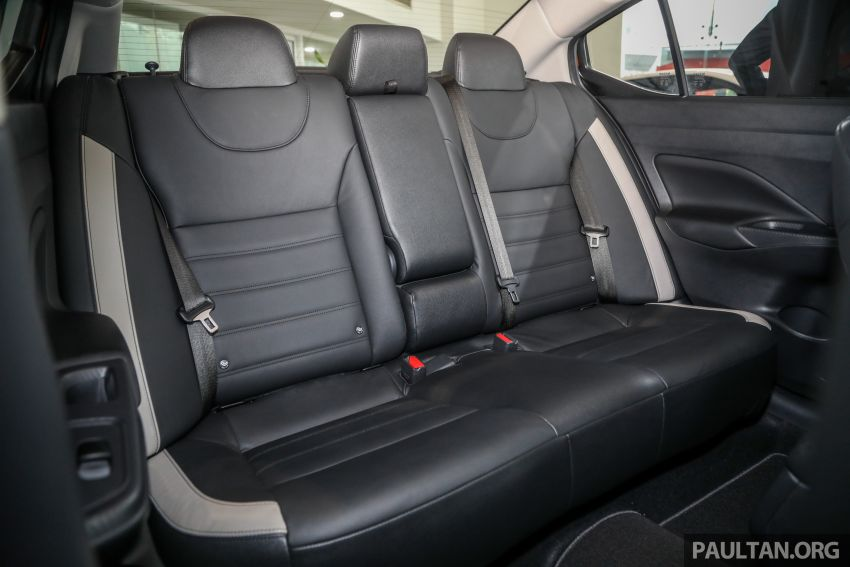 Nissan Almera 2020 di M'sia — perincian lengkap spesifikasi tiga varian, 1.0 liter turbo/CVT, dari RM8Xk Image #1171531