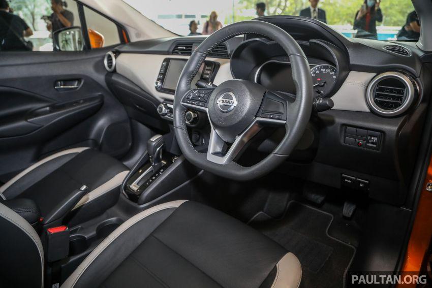 Nissan Almera 2020 di M'sia — perincian lengkap spesifikasi tiga varian, 1.0 liter turbo/CVT, dari RM8Xk Image #1171511