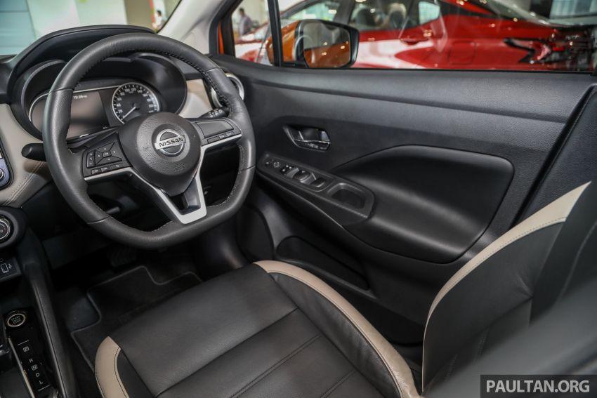 Nissan Almera 2020 di M'sia — perincian lengkap spesifikasi tiga varian, 1.0 liter turbo/CVT, dari RM8Xk Image #1171514