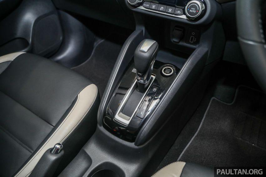 Nissan Almera 2020 di M'sia — perincian lengkap spesifikasi tiga varian, 1.0 liter turbo/CVT, dari RM8Xk Image #1171520